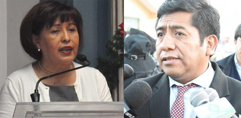 Nardy Suxo y Elmer Catarina son designados como embajadores de Bolivia en España y Uruguay