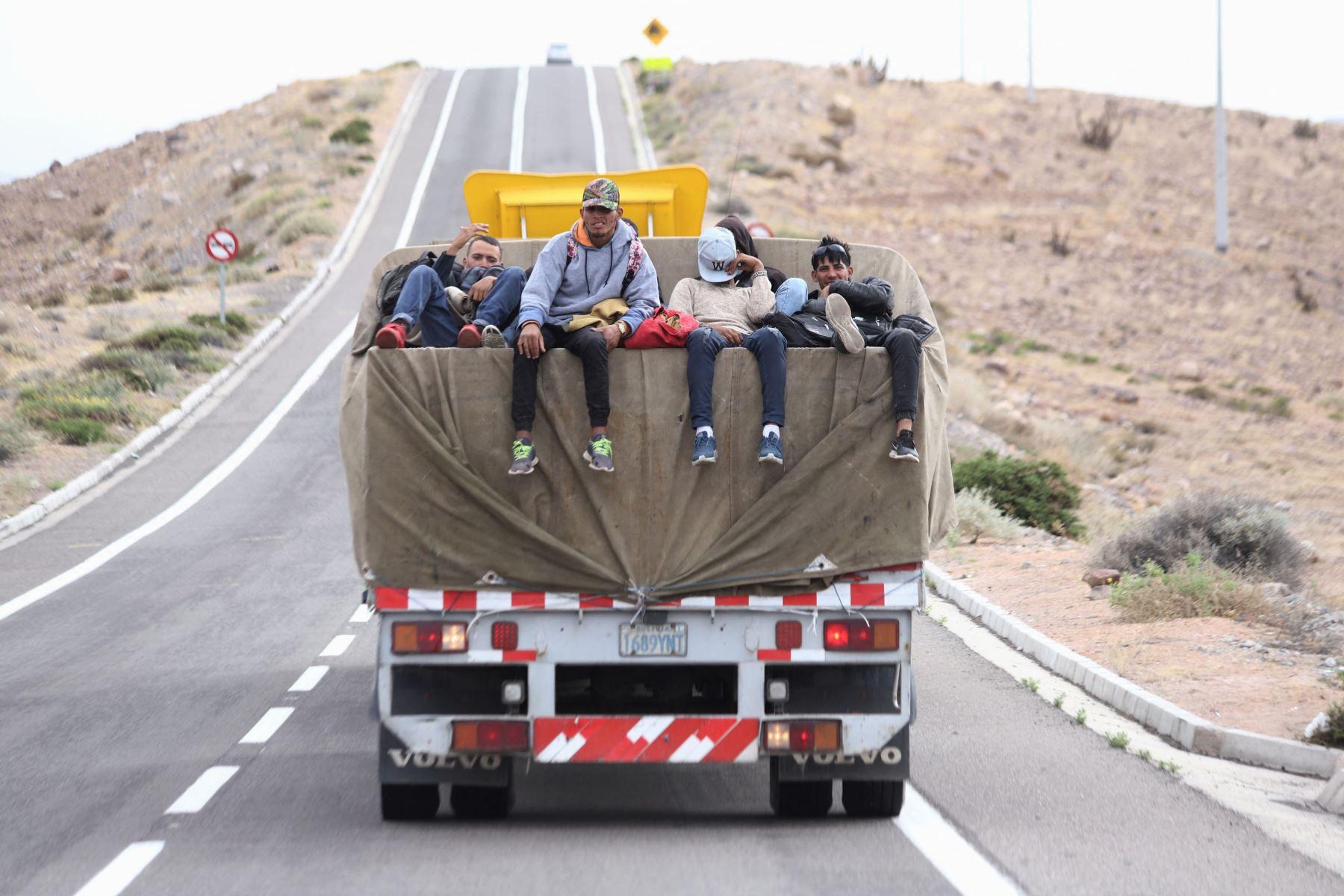 Chile expulsará a más de un centenar de migrantes que ingresaron irregularmente