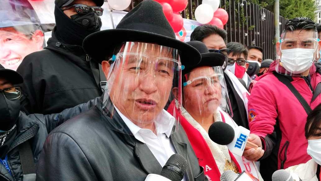 Rafael Quispe considera que Arce cometió una imprudencia al declarar efeméride el 18 de octubre