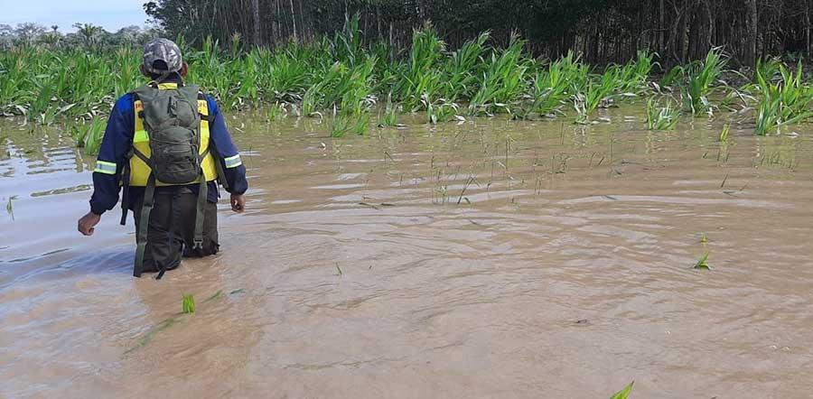 Yapacaní se declara zona de desastre por las inundaciones y desborde de ríos
