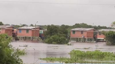 Gobierno destinará Bs 110.000.000 para ayudar a los afectados por inundaciones