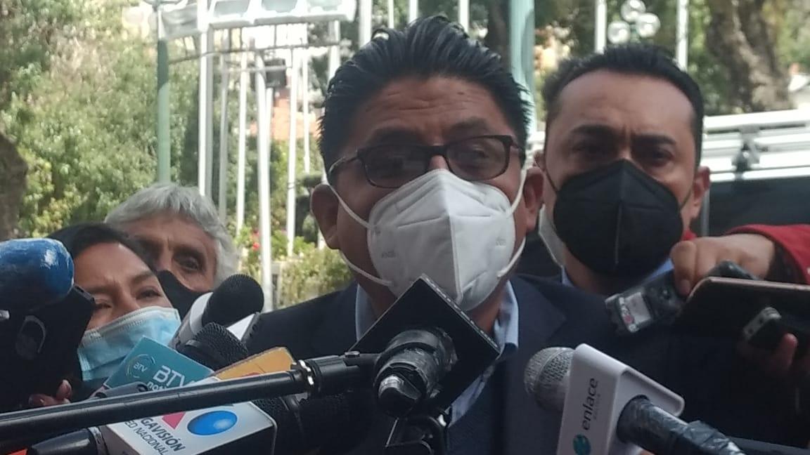 Ministro Lima niega persecución contra Reyes Villa y considera que su inhabilitación sería justificada
