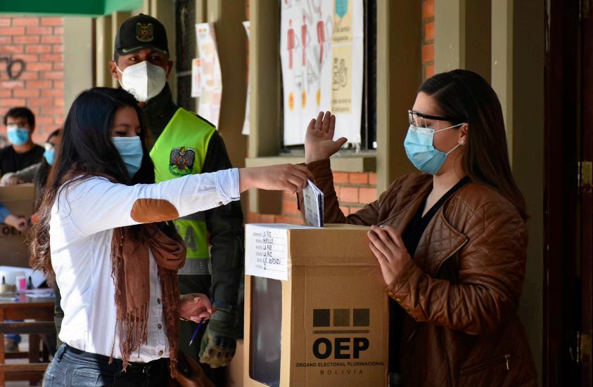 TSE descarta el uso del sistema DIREPRE en las elecciones subnacionales
