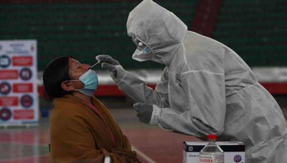 Ministerio de Salud reporta 1.103 nuevos casos de COVID-19 en el país