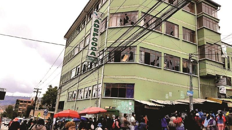 Orden judicial reaviva la tensión en Adepcoca