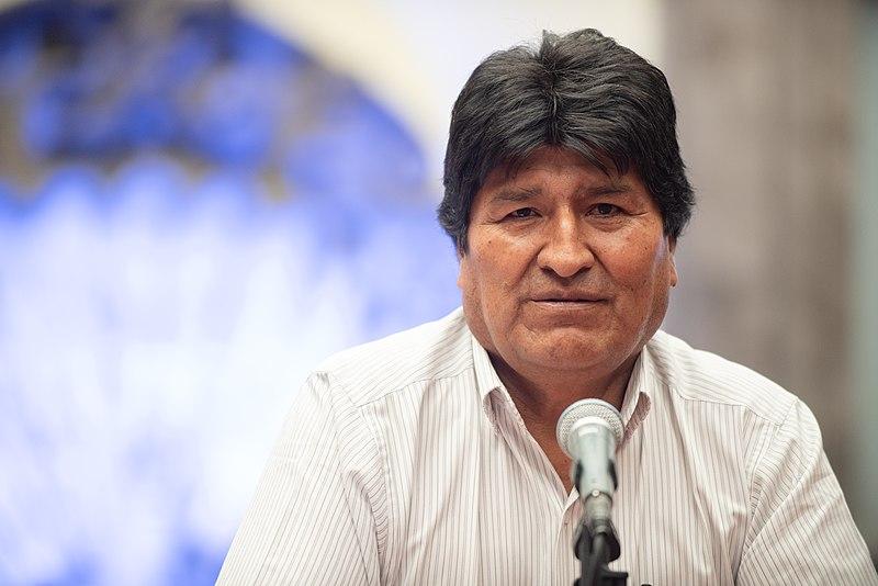 Tras vencer el COVID-19, Evo Morales anuncia gira nacional para reforzar campañas del MAS