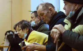 Rusia empieza a vacunar a las personas sin hogar