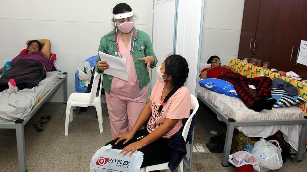 Asamblea Legislativa aprueba crédito de $us 350.000.000 para afrontar la pandemia
