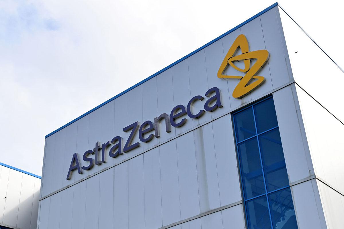 AstraZeneca tiene problemas para suministrar vacunas contra el COVID-19 a la UE
