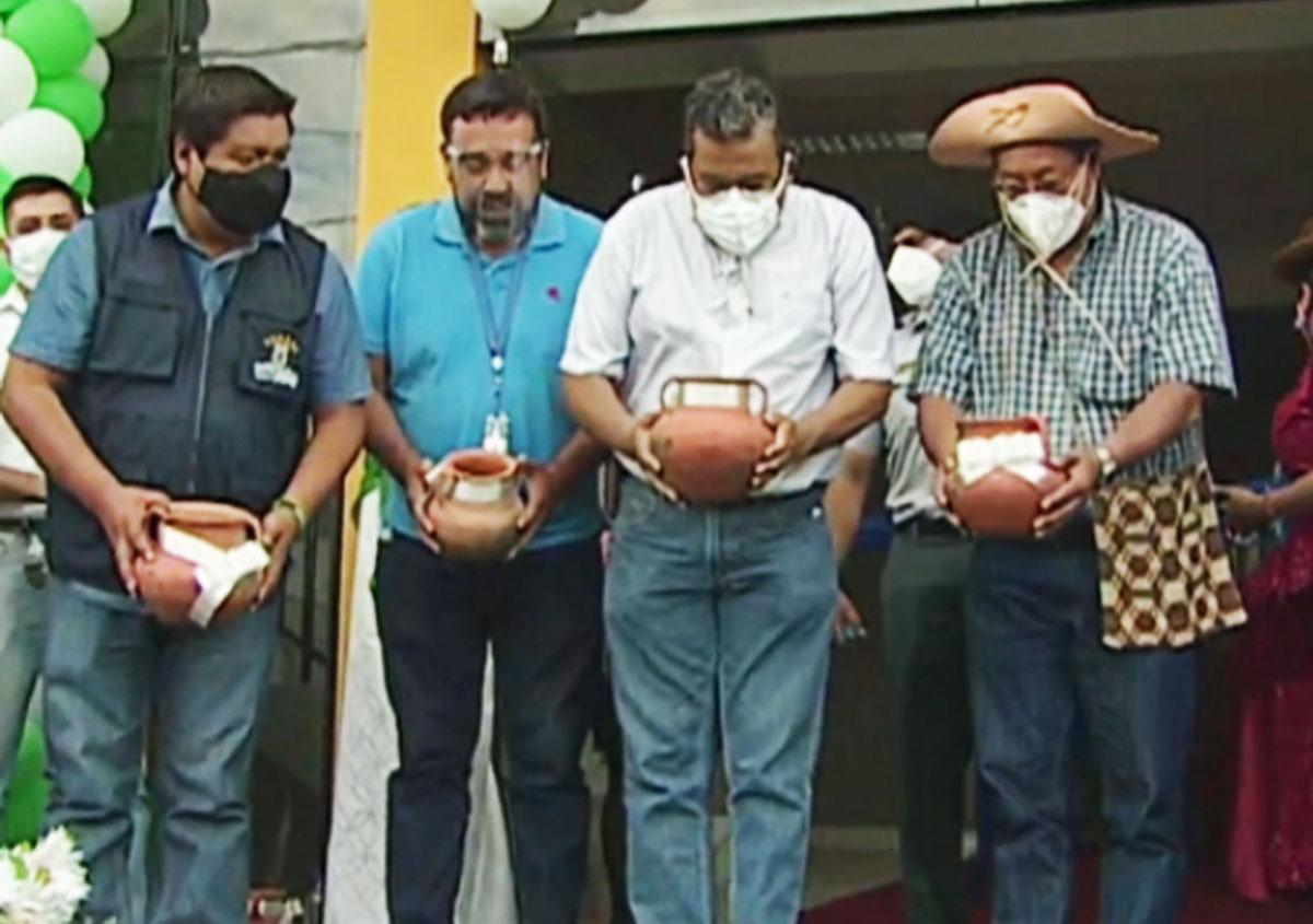 Arce asegura que concluirá todas las obras iniciadas en el gobierno de Morales