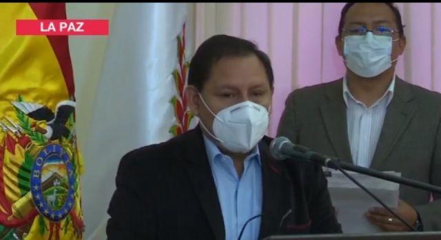 Eulogio Núñez es posesionado como el nuevo director del INRA