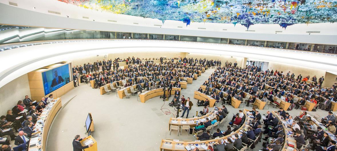 Estados Unidos anuncia que regresará al Consejo de Derechos Humanos de la ONU