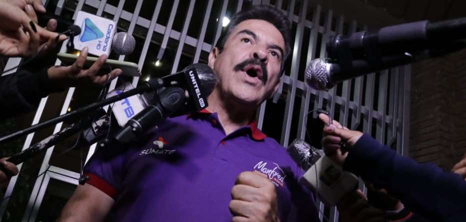 Reyes Villa descarta nombrar a un sustituto para su candidatura