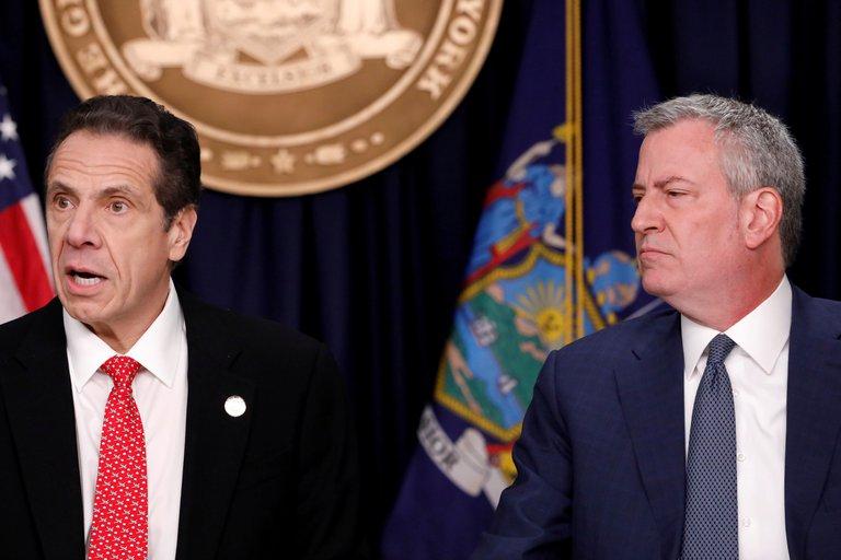 El alcalde Bill de Blasio y más de 50 legisladores piden la renuncia del Gobernador de Nueva York tras ser denunciado por acoso sexual