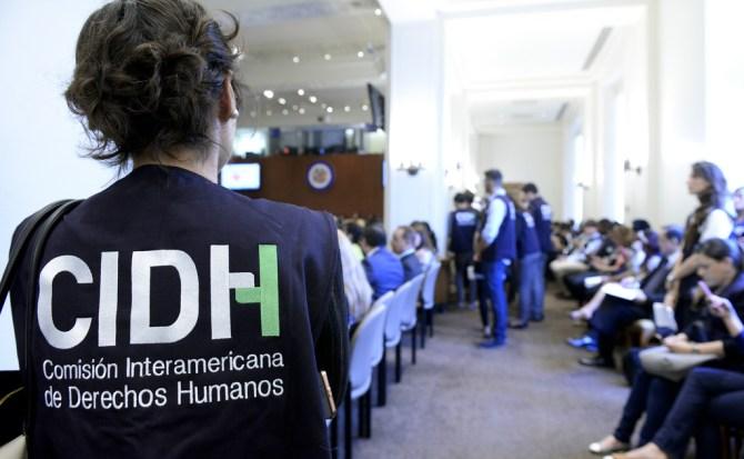 CIDH pide que se pueda entablar un proceso de reconciliación en el país