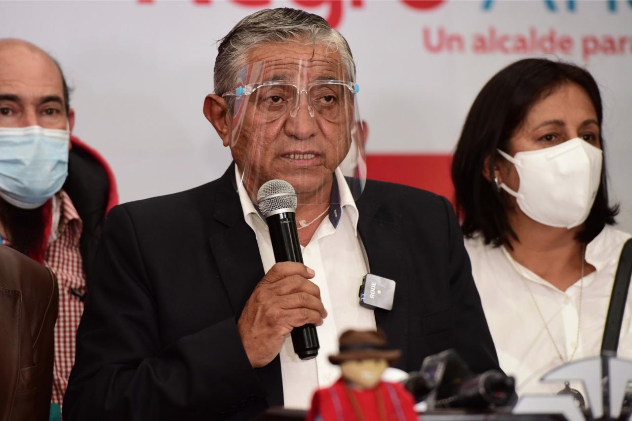 Arias considera que se está buscando desconocer su victoria tras el anuncio del segundo proceso en su contra
