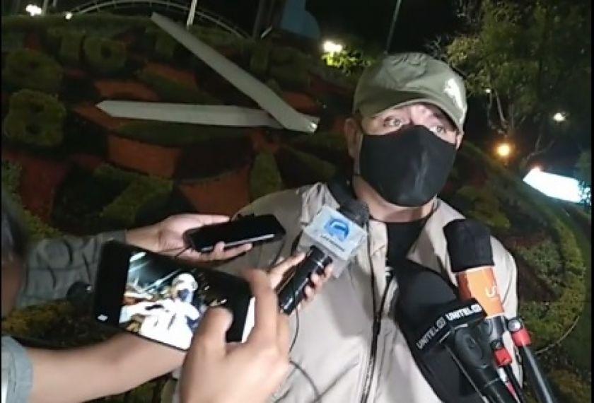 Policía de Cochabamba vuelve a aprehender al líder de Resistencia Juvenil Cochala