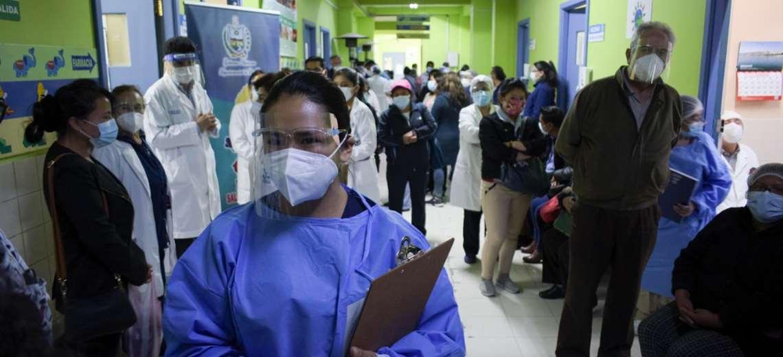 Reportan 885 nuevos casos de coronavirus en el país