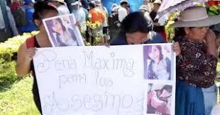 Indicios de narcotráfico en feminicidios de Villa Tunari