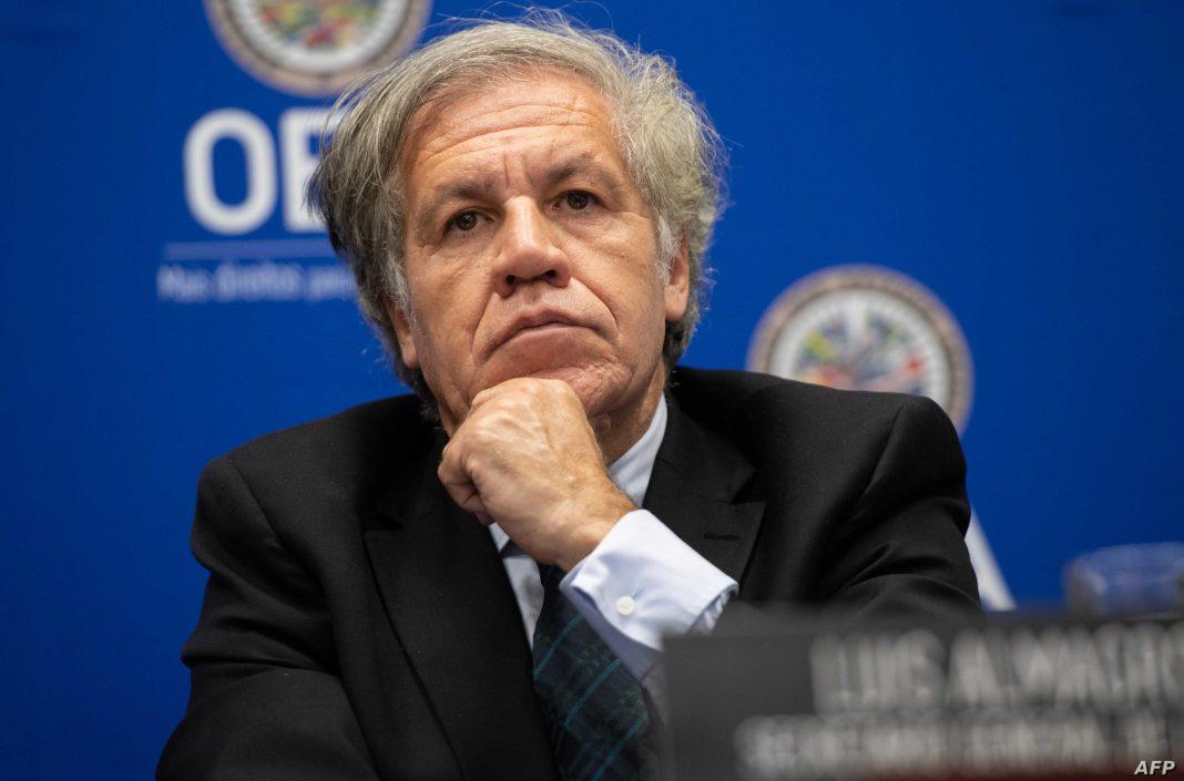 El Gobierno evalúa iniciar acciones legales contra Luis Almagro