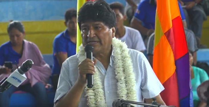 Asambleísta denuncia que Morales presuntamente usa un vehículo de Presidencia para trasladarse