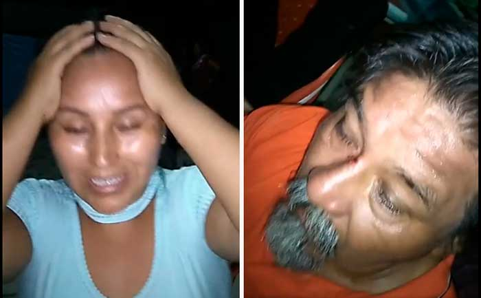 Candidata del MTS se declara en la clandestinidad tras sufrir agresiones en su cierre de campaña en el Trópico