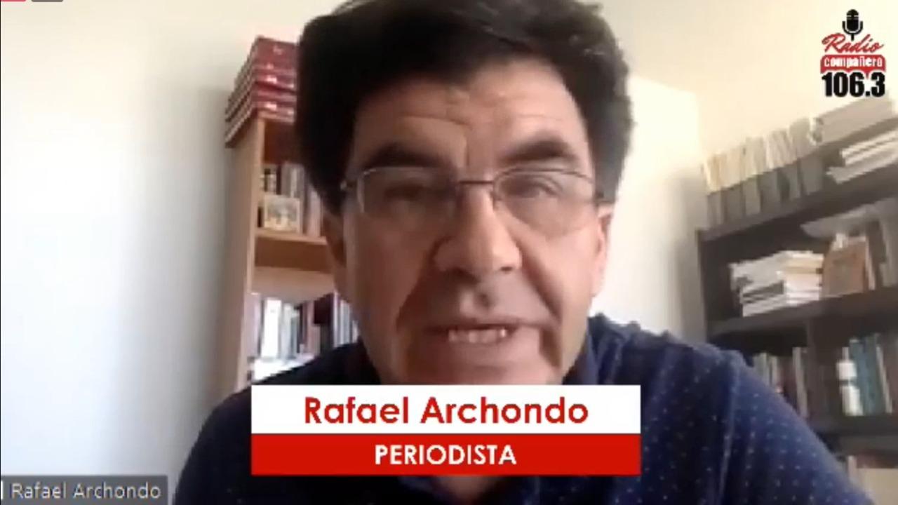 Rafael Archondo considera que Alejandra Claros pudo haber influenciado en la renuncia del presidente de la CAF