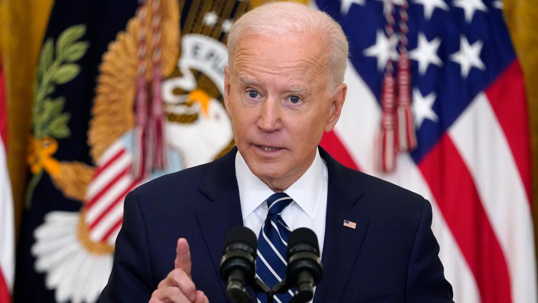 Biden asevera que México se niega a recibir familias de migrantes deportados por Estados Unidos