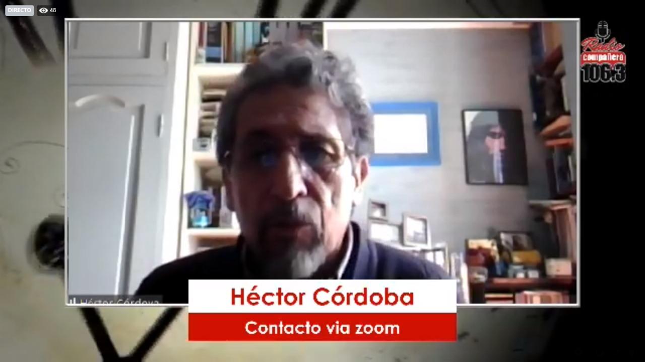 Héctor Córdoba considera que sería necesario industrializar el litio para que el país pueda generar mayores ingresos