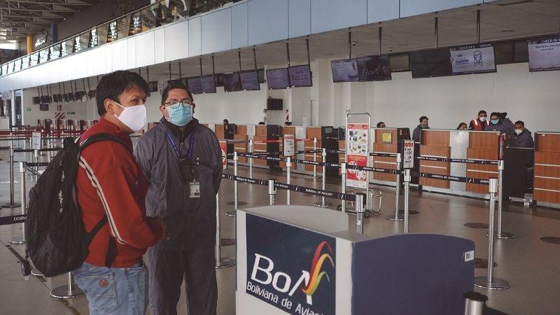 Gobierno amplía la suspensión de vuelos de Europa hasta el 31 de mayo