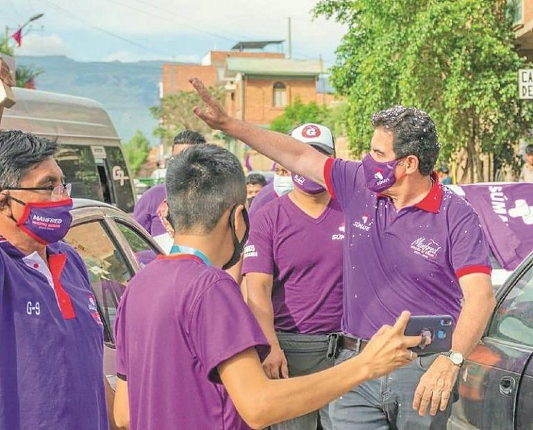 TSE tiene 2 días para resolver los casos de Manfred Reyes y Jhonny Fernández
