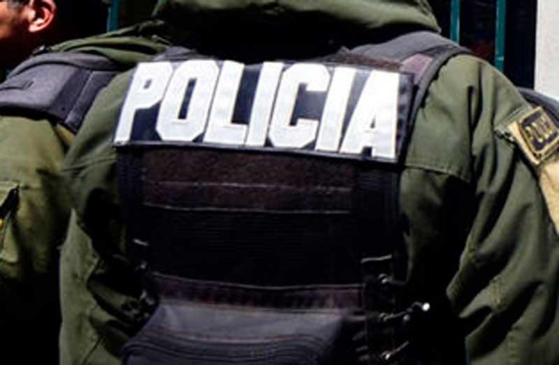 Aprehenden a efectivos policiales acusados de sembrar pruebas contra el coronel Aguilera y otras autoridades