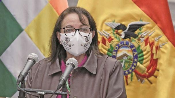 Fiscalía solicita alerta migratoria contra la exministra Eidy Roca por el caso respiradores chinos