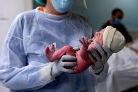 Nace en México otro bebé con anticuerpos contra la Covid tras la vacunación de su madre en el embarazo