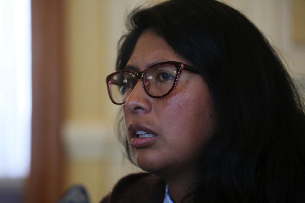 """Copa niega financiamiento de EE.UU. y considera que el MAS está en """"desesperación"""""""