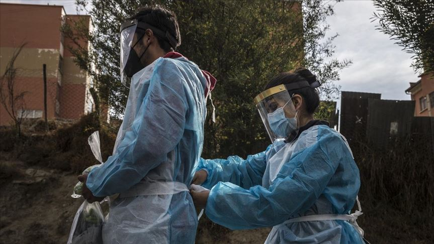 Ministerio de Salud reporta 323 nuevos casos de COVID-19 a nivel nacional