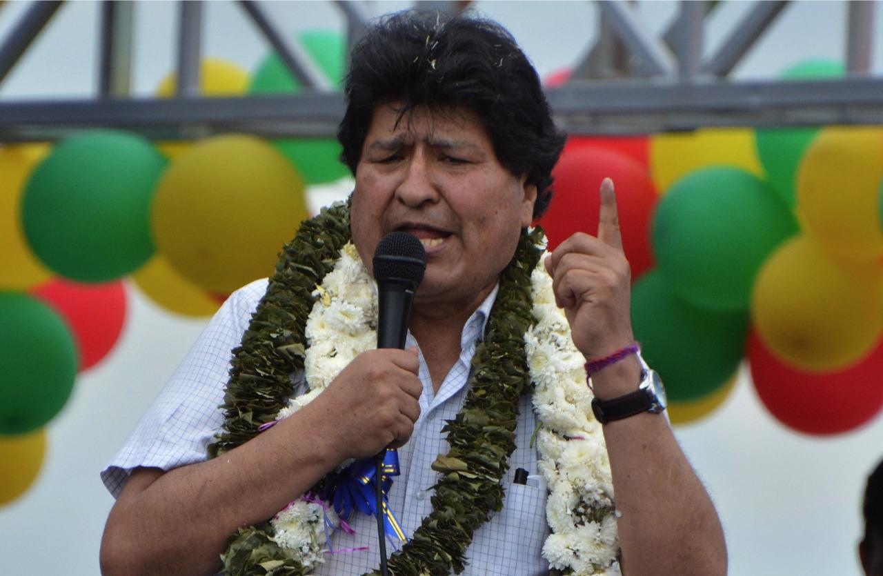 Morales prevé que su partido obtendrá ocho de las nueve gobernaciones del país