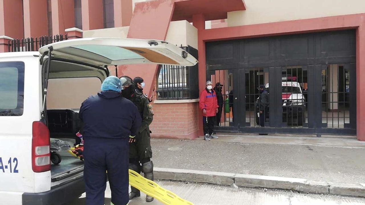 3 fallecidos y 5 heridos es el resultado del accidente en la UPEA