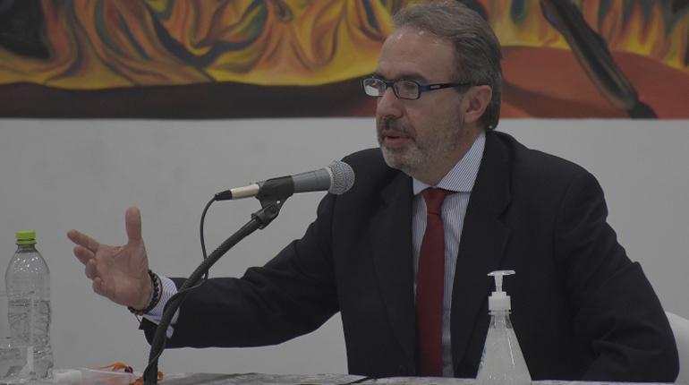 """Vocero presidencial califica de """"rupturistas"""" a Camacho, Arias y Reyes Villa"""