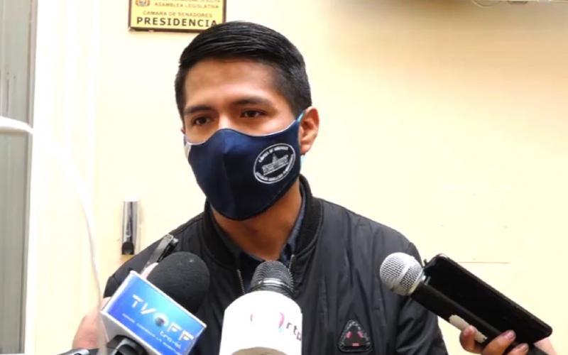 Senado anuncia acciones internacionales para denunciar a Luis Almagro