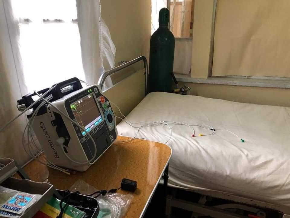 Régimen Penitenciario: Penal de Miraflores cuenta con equipos médicos que requiere Añez para su atención
