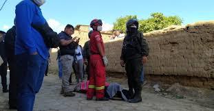 Un Jet de la FAB cae sobre una casa en Sacaba y confirman un fallecido