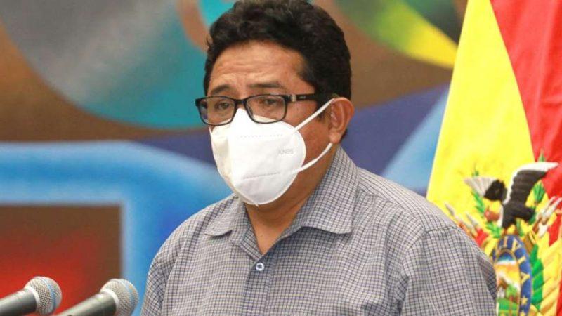 Ministro de Desarrollo Rural llega a Santa Cruz para reunirse con el sector productor