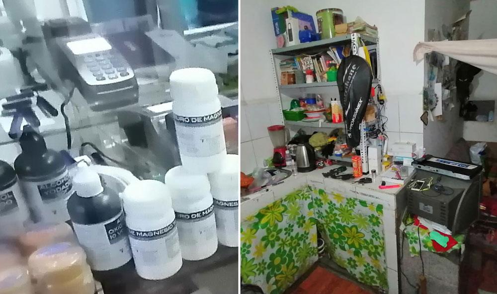 Aprehenden a sujeto que vendía medicamentos vencidos y presuntamente adulterados en Achachicala
