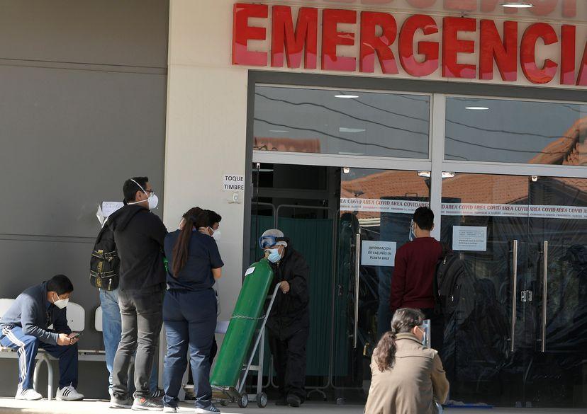 Reportan 3.839 nuevos casos de coronavirus en el país