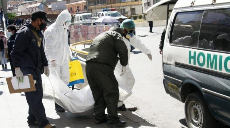 IDIF levantó un total de 2.904 cuerpos en calles y domicilios durante este año
