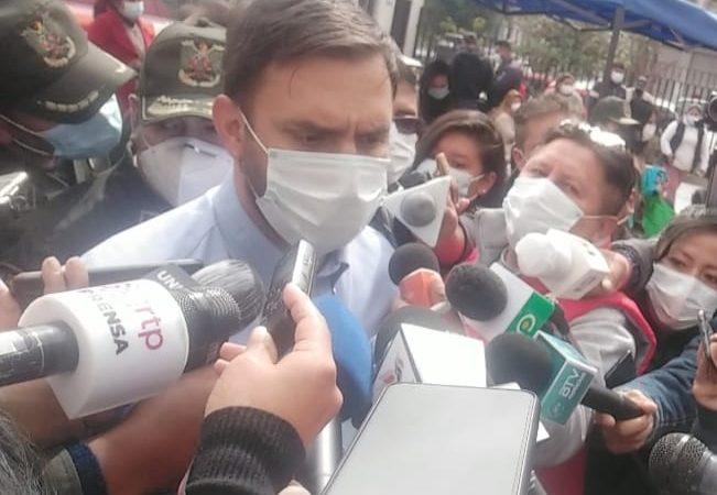 Del Castillo afirma que Murillo usó la empresa Tactical Solution para sacar dinero al país