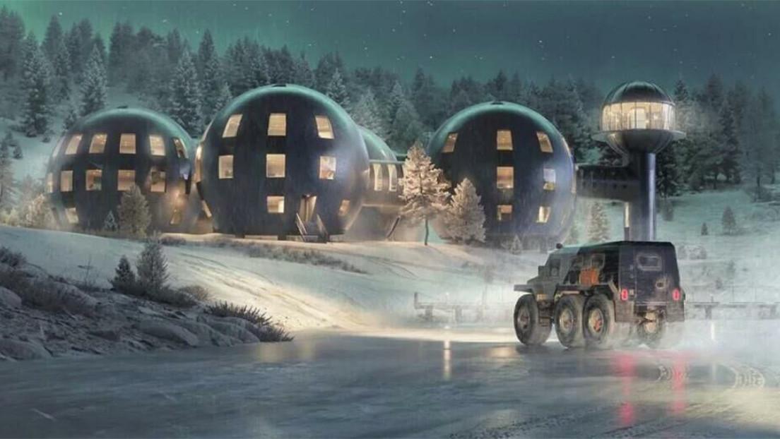 Rusia construirá dos estaciones árticas internacionales