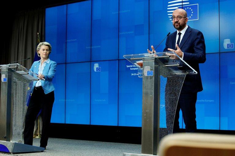 """La Unión Europea exige """"transparencia"""" a China para determinar el origen de la pandemia"""