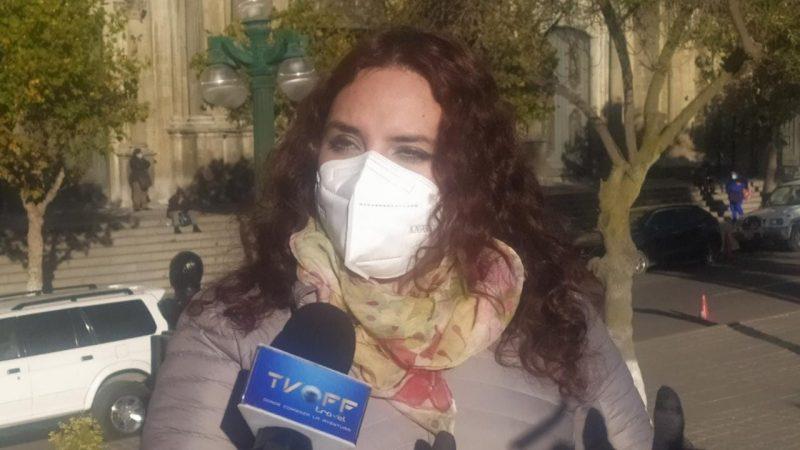 Viceministra Castro resalta que ciertos municipios tienen deudas con empresas de oxígeno